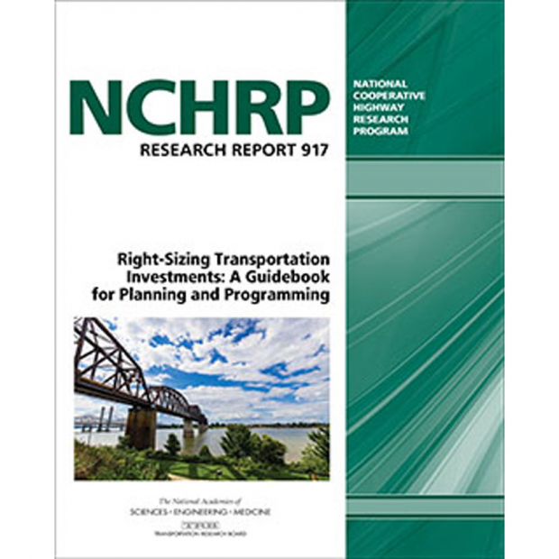 NCHRP 19-14 cover